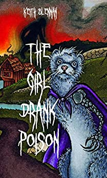 the girl drank poison cover