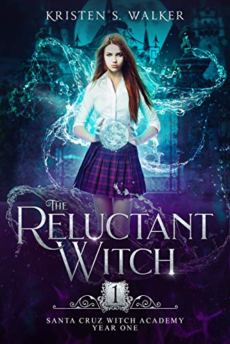 the reluctant witch cover