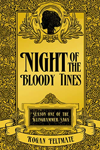 night of the bloody tines cover